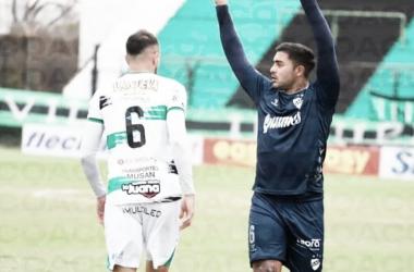 Final en Mataderos- Quilmes 1- Nueva Chicago 1