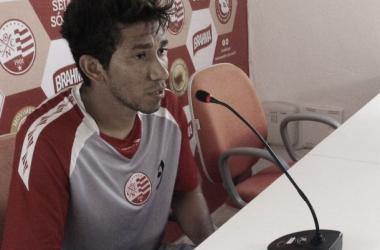 Raí também comentou sobre a conversa dos jogadores com o técnico Sidney Moraes (Foto: Divulgação/Náutico)