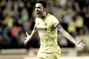 Bruno Soriano, un hombre de la casa / Foto: Villarreal CF
