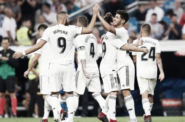 El VAR se alía con el Madrid