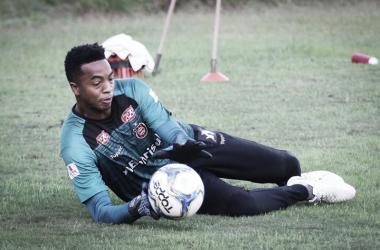 Sport anuncia contratação do goleiro Carlos Eduardo, ex-Brasil de Pelotas