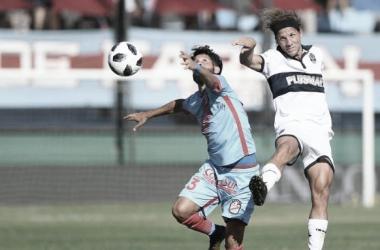 Arsenal vs Gimnasia. Campeonato 2017/2018