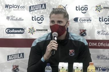 """Agustín Vuletich: """"La gente espera que el equipo gane, eso es lo fundamental"""""""
