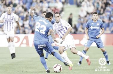 Getafe vs Valladolid / Foto: La Liga