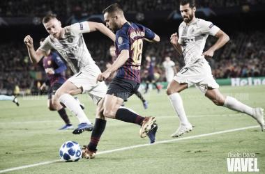 ElFootball Club Internazionale Milano también fue rival del Fútbol Club Barcelona en la fase de grupos de la UEFA Champions League 2018/19 | Foto de Noelia Déniz, VAVEL
