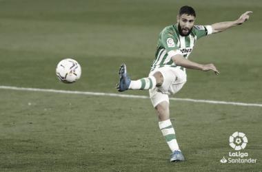 Nabil Fekir, MVP del Betis - Levante