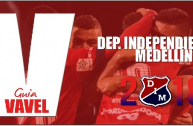 Guía VAVEL Liga Águila 2018-I: Independiente Medellín   Foto: VAVEL Colombia