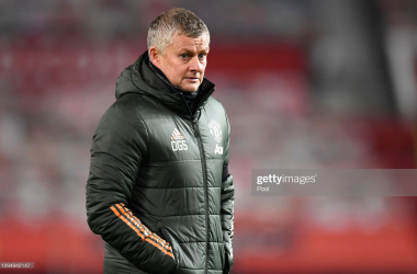 Solskjaer post-match comments: Conceding from set pieces, United improving and semi-final woes.