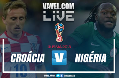 Resultado Croácia x Nigéria na Copa do Mundo 2018 (2-0)