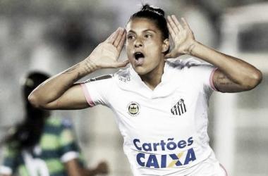 De Santos à Argentina: Sole Jaimes na Copa América