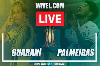 Melhores momentos para Guaraní 0x0 Palmeiras pela Libertadores 2020