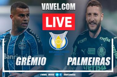 Gols e melhores momentos para Grêmio 1x1 Palmeiras pelo Campeonato Brasileiro 2020