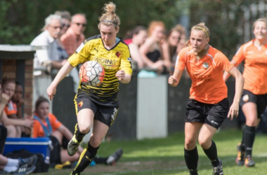 Both the London Bees and Watford have made new signings | Photo source: Watford Ladies
