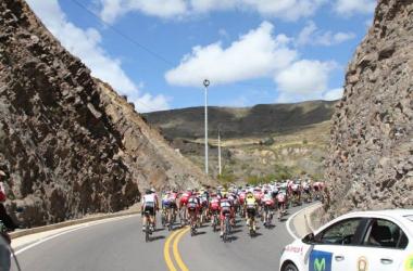 Resultados cuarta etapa Vuelta a Colombia 2014