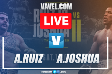 Full Highlights: Andy Ruiz vs Anthony Joshua