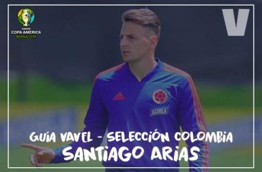 Guía VAVEL, cafeteros en la Copa América 2019: Santiago Arias