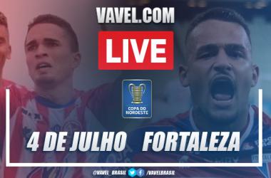 Gols e melhores momentos 4 de Julho 1 x 2 Fortaleza pela Copa do Nordeste 2021