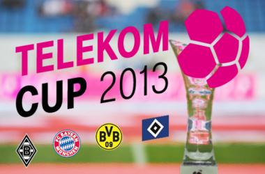 Bayern e Borussia M.Gladbach vão à final da Telekom Cup