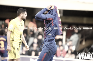El Barça B vuelve a segunda B un año después / Foto: Noelia Déniz, VAVEL.