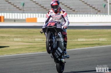 Moto3 - Di Giannantonio taglia per primo, ma vince Arenas; in terra Bezzecchi e Martin