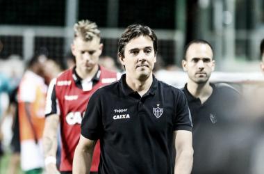 Thiago Larghi elogia elenco do Atlético-MG e exalta importância de Cazares e Elias