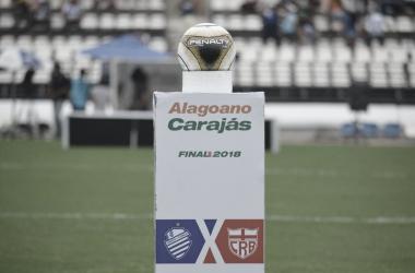 VAVEL Retrô: Gols e melhores momentos de CRB x CSA pelo Campeonato Alagoano 2018 (0-2)