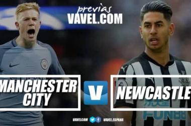 Previa Manchester City - Newcastle: la difícil tarea de ganar