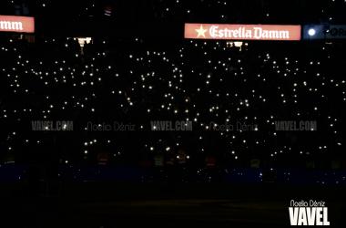 Las estrellas brillaron en el Camp Nou | Foto de Noelia Déniz, VAVEL