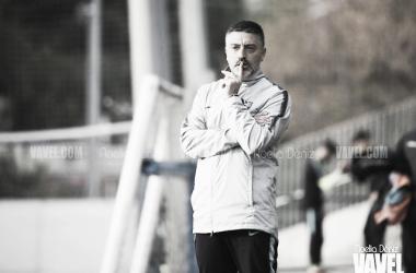 """Francisco García Pimienta: """"Si no ha sido el mejor partido de la temporada, poco ha faltado"""""""