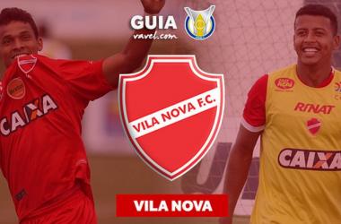 Guia VAVEL do Brasileirão Série B 2018: Vila Nova