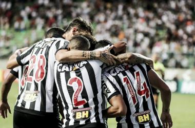 Danilo já havia marcado duas vezes contra o Tombense no Campeonato Mineiro de 2017 (Foto: Divulgação/Atlético)