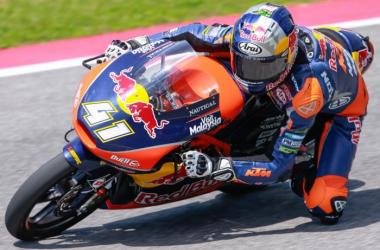 Moto3, al Mugello è trionfo di Binder. cade Fenati