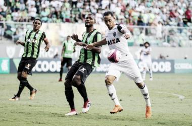 """Ricardo Oliveira celebra evolução do Atlético e visa clássico contra Cruzeiro: """"Todos esperavam"""""""