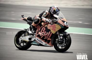 Ecuador Mundial Moto2: Miguel Oliveira, muy cerca de su objetivo| Foto:Noelia Déniz - VAVEL