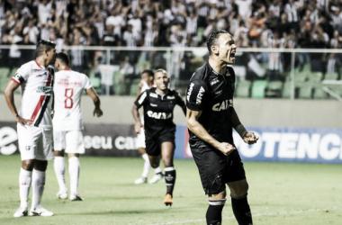 Envolvente, Atlético-MG faz quatro no Ferroviário-CE e encaminha classificação na Copa do Brasil