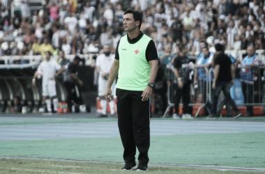 """""""Foi digno de uma final de Carioca"""", diz Zé Ricardo sobre o duelo contra o Botafogo"""