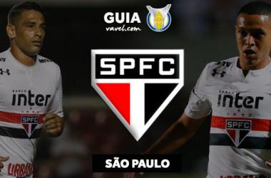 Guia do Brasileirão 2018: São Paulo