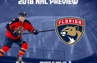 Florida Panthers: NHL 2018/19 season preview