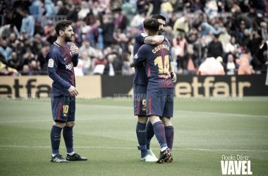 ¿Qué necesita el Barça para ser campeón?