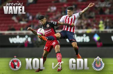 Previa Xolos - Chivas: