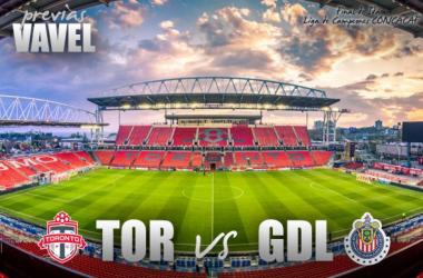 Resultado y goles del Toronto 1-2 Chivas de la final de ida de la Concachampions 2018