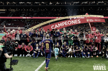 El Barça de los (in)vencibles