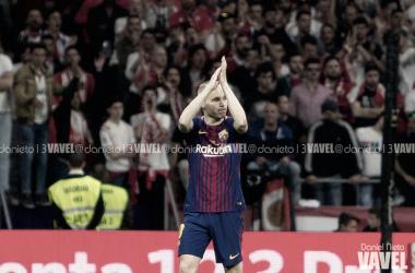Previa FC Barcelona - Real Sociedad: te echaremos de menos, Andrés
