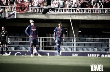 El Barça B sigue en caída libre (1-0)