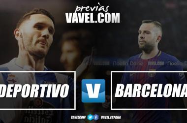 Previa RC Deportivo de La Coruña - FC Barcelona: pasillo y ¿final?