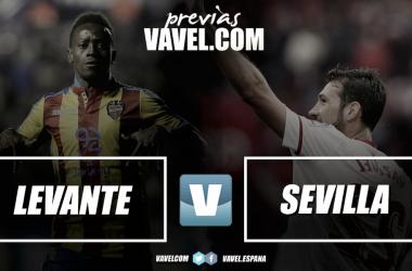 Previa Levante UD - Sevilla FC: la hora de los valientes