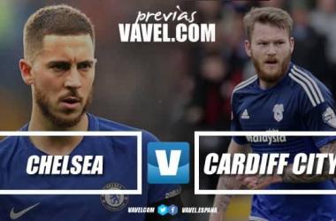 Previa Chelsea FC - Cardiff City. | Fotomontaje: VAVEL