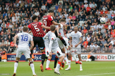 Photo by Robin Jones - AFC Bournemouth/AFC Bournemouth via Getty Images<br>