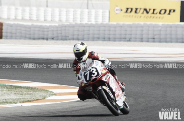 Maximilian Kofler, piloto del mundial junior | Foto: Rocío Hellín - VAVEL
