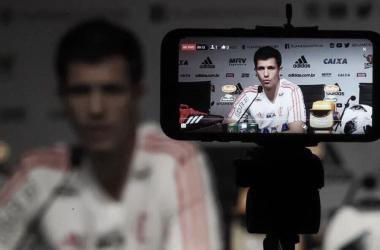 """Na busca por """"salvar o ano"""", diretoria do Flamengo se reúne para discutir futuro de Barbieri"""